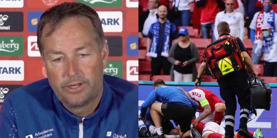 Denmark coach steps up UEFA cr...