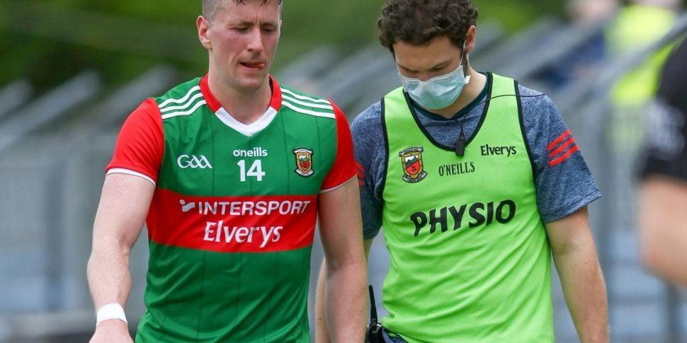 Mayo footballers dealt blow wi...