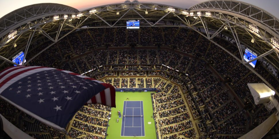 US Open grand slam to operate...