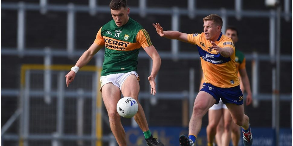 Kerry cruise past Clare as Dub...