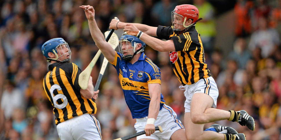 The Art of Hurling with Tommy...