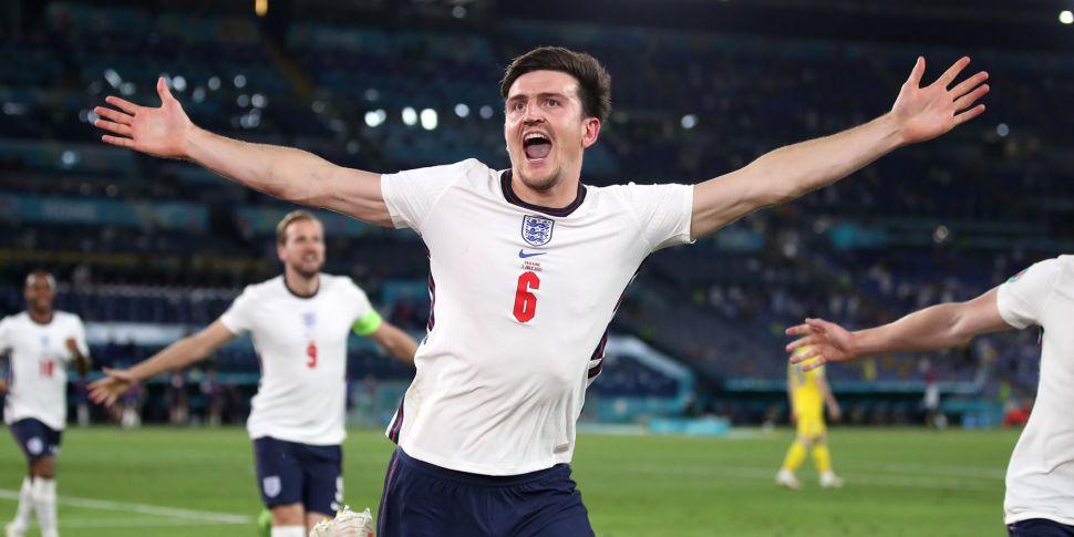 England make it through to Eur...