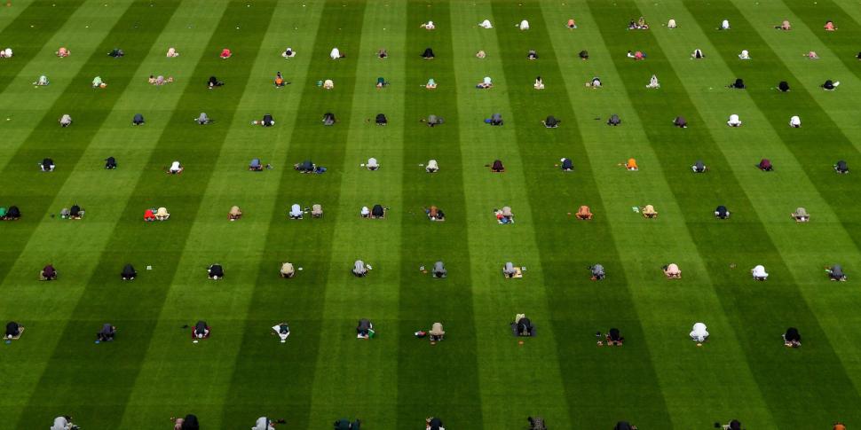 Croke Park to play host to Eid...