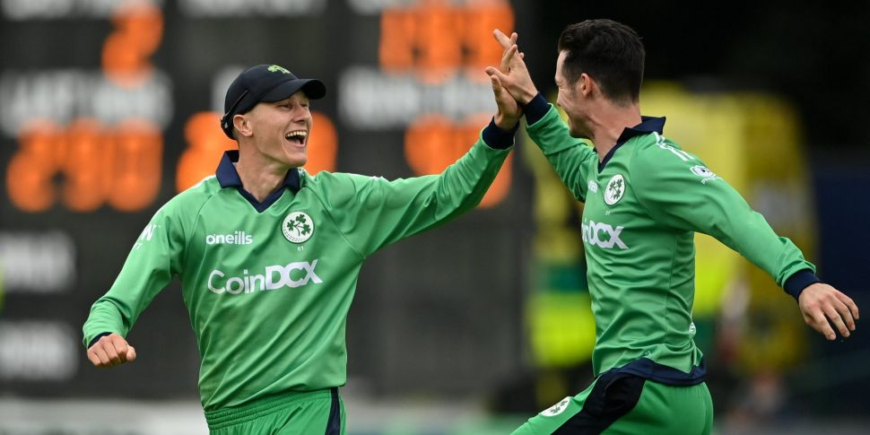 Ireland humble South Africa in...