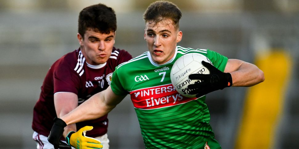 Connacht football final to be...