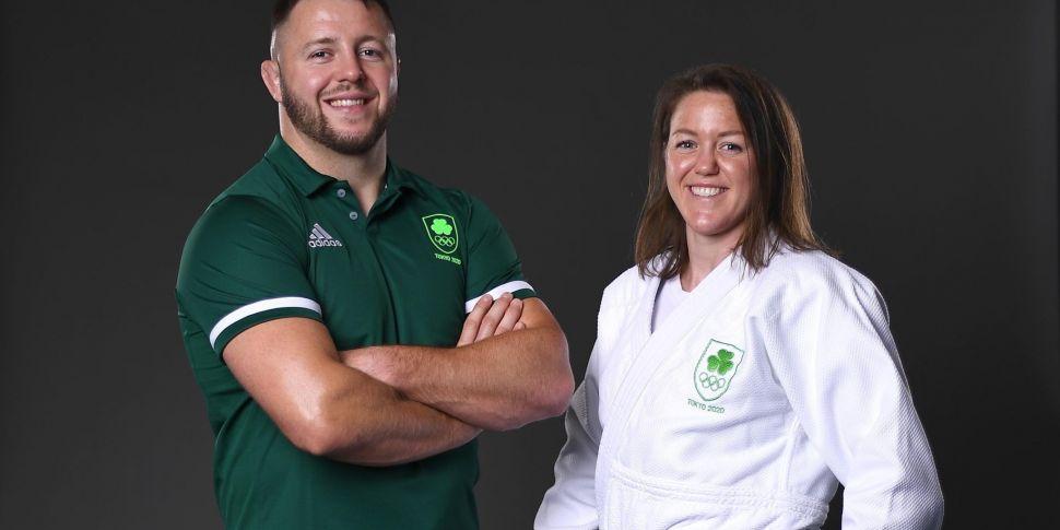116-athlete Irish team finalis...