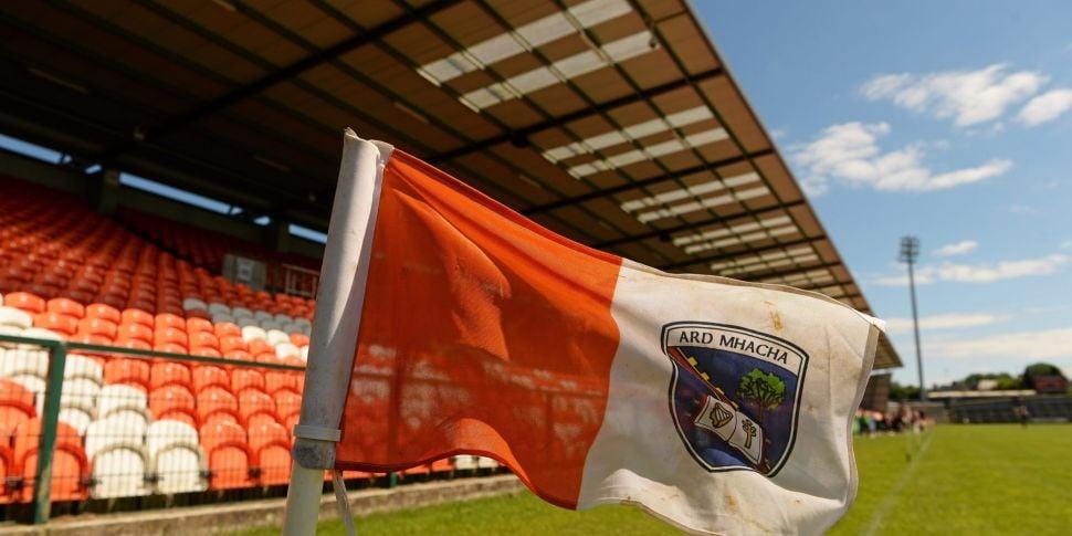 Armagh confirm COVID-19 case a...