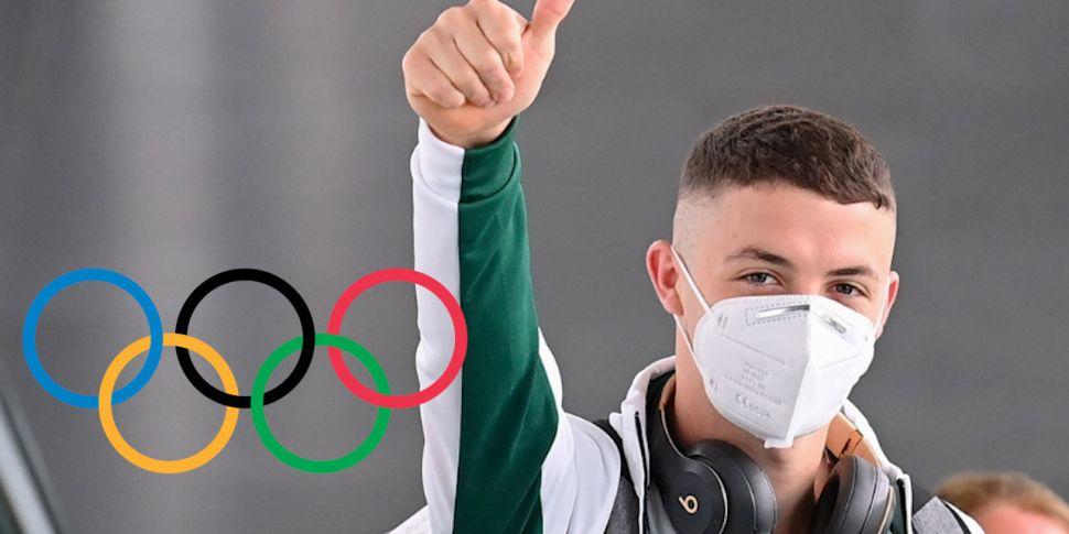 Irish Olympian McClenaghan deb...