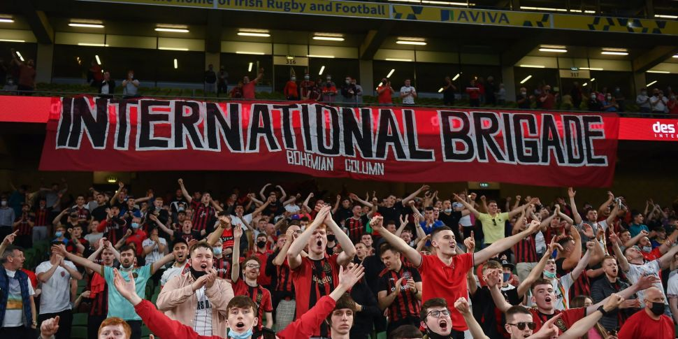 Bohemians to welcome 8,000 to...