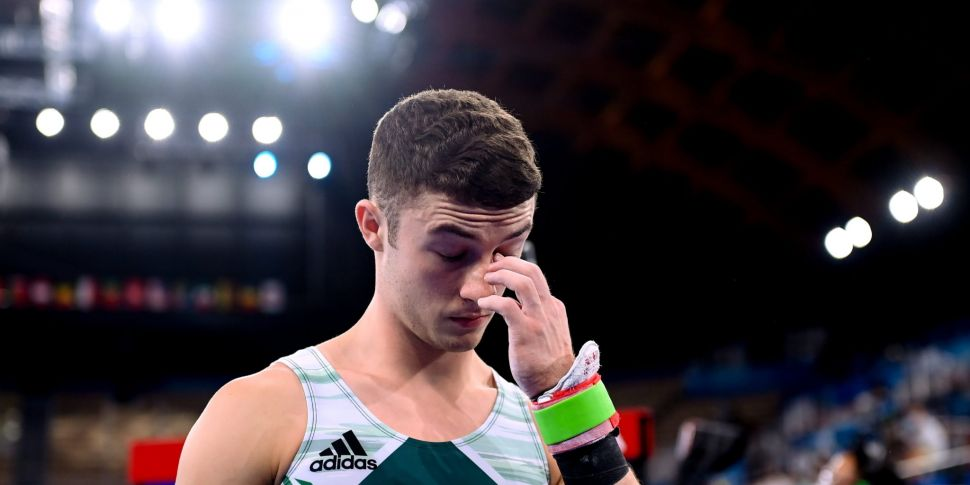 Rhys McClenaghan vows to bounc...