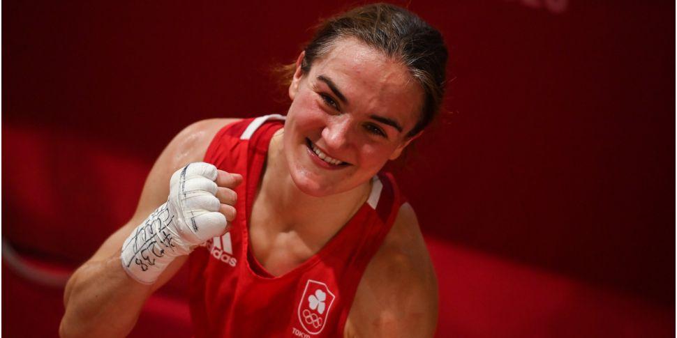 Kellie Harrington secures Olym...