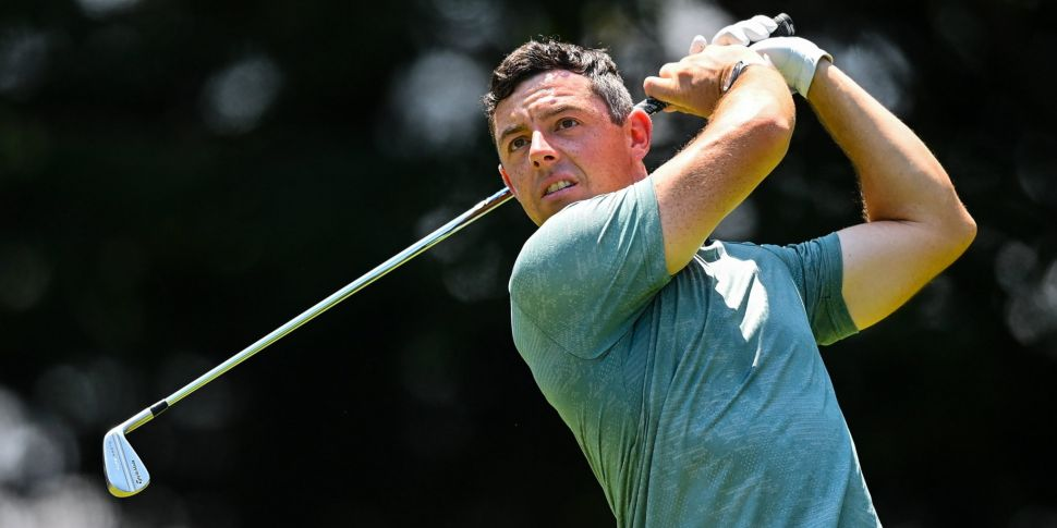 Rory McIlroy has a fever and t...