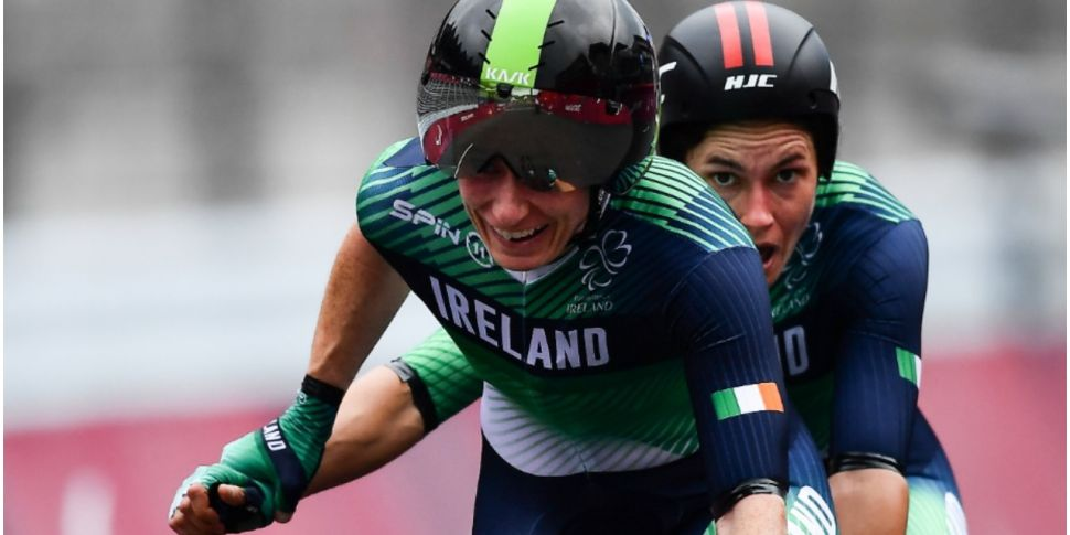 Gold for Dunlevy and McCrystal...