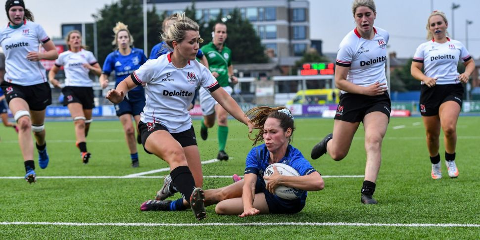 Leinster thrash Ulster while M...