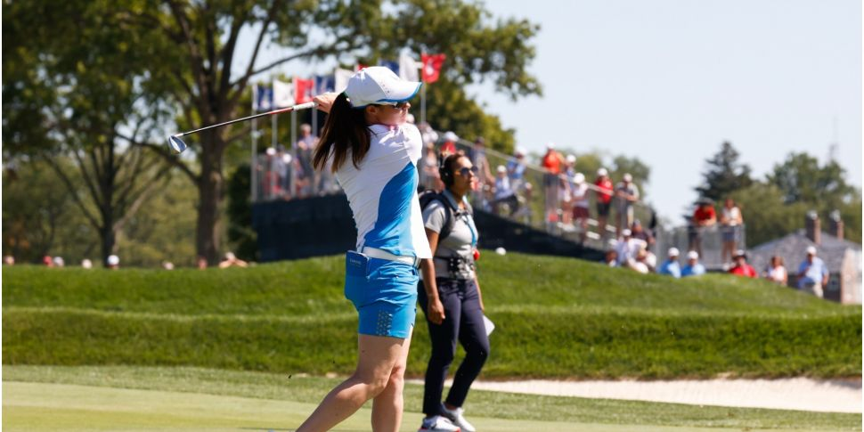 Europe retain Solheim Cup with...