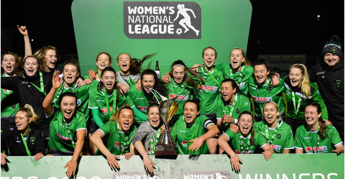 TG4 to broadcast Women's National League games