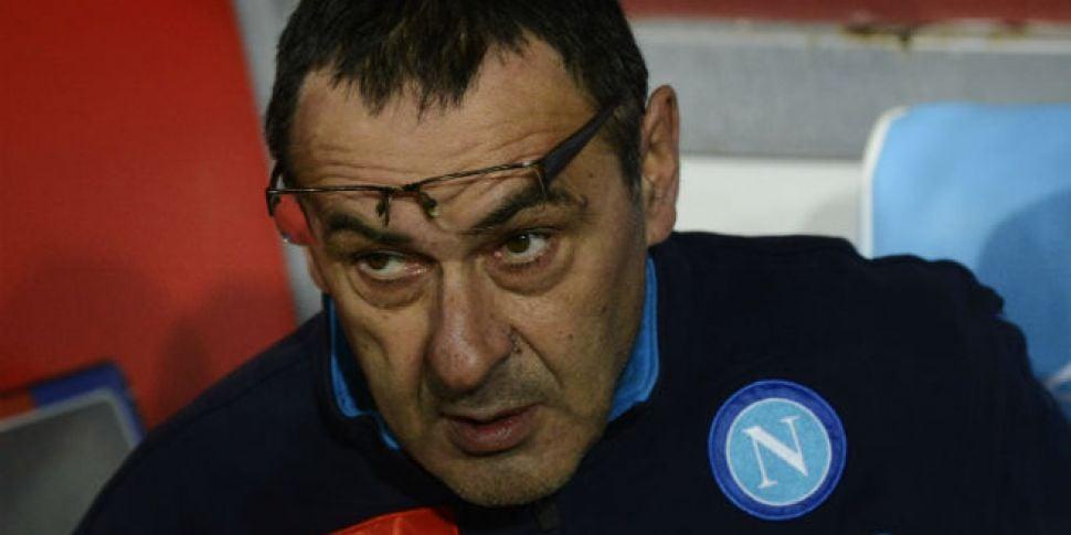 Paddy Agnew on Maurizio Sarri&...