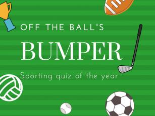 The Bumper Sporting Quiz of 20...