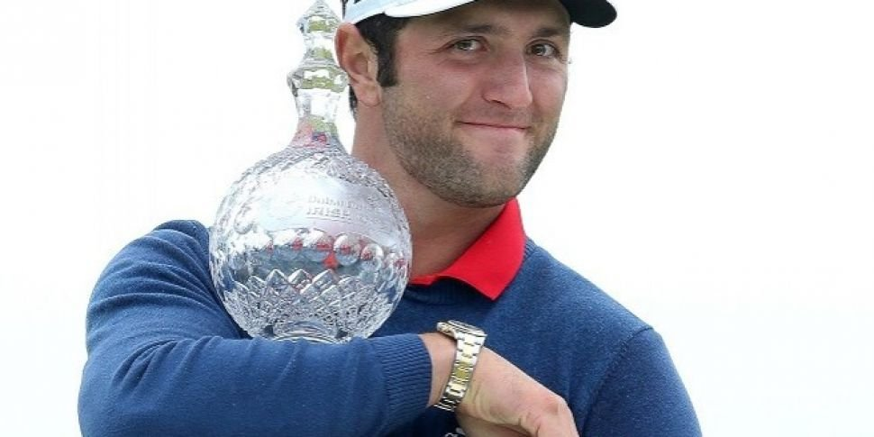 Jon Rahm is scarily good and t...