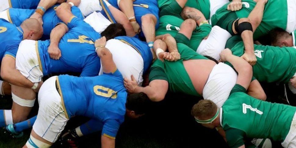Tadhg Furlong delivers insight...