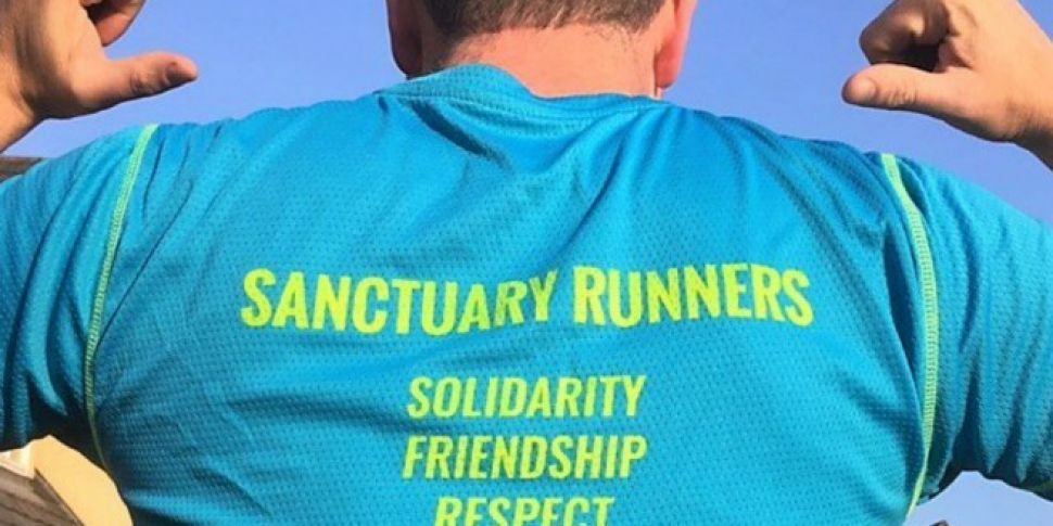 Sanctuary Runners   The story...
