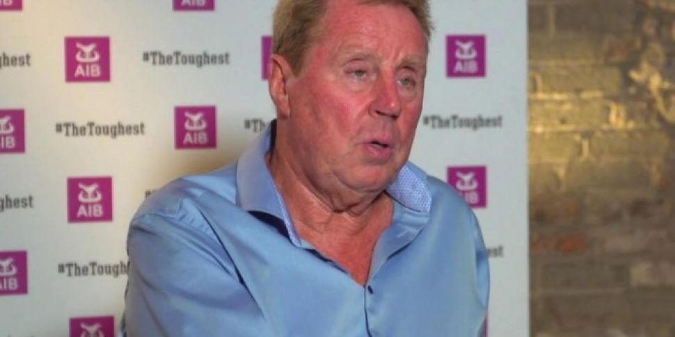 How Harry Redknapp fell in lov...