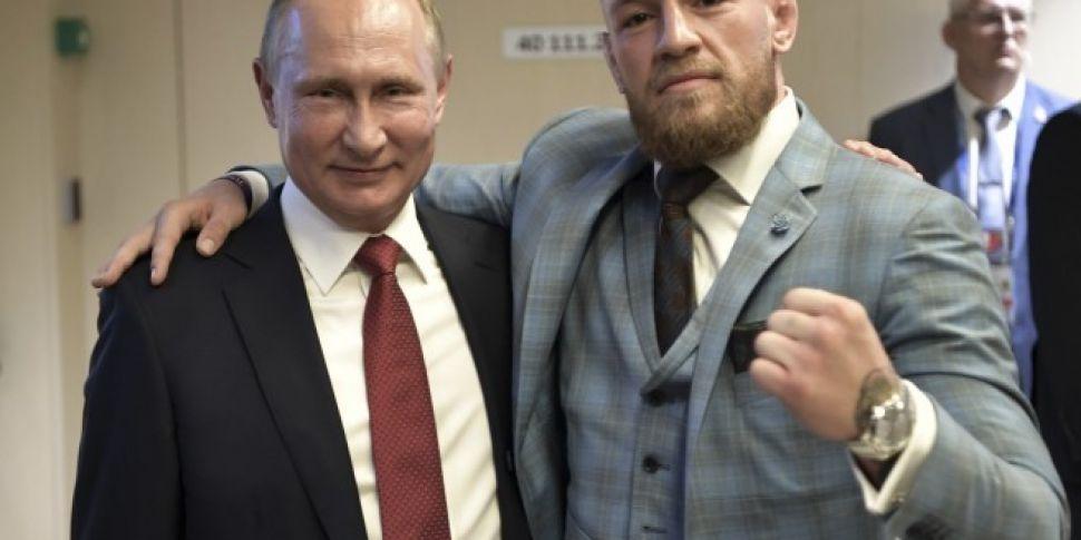 """""""Conor McGregor will take..."""