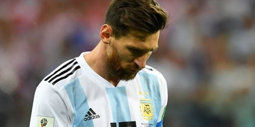 Messi needs to show leadership...