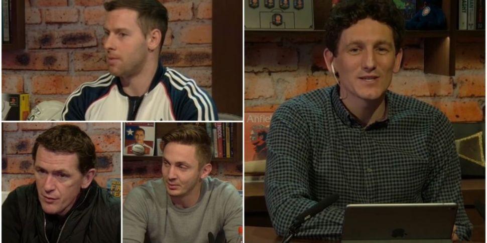 WATCH: Best of the interviews...