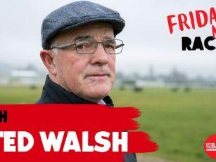 WATCH: Ted Walsh talks USA adv...