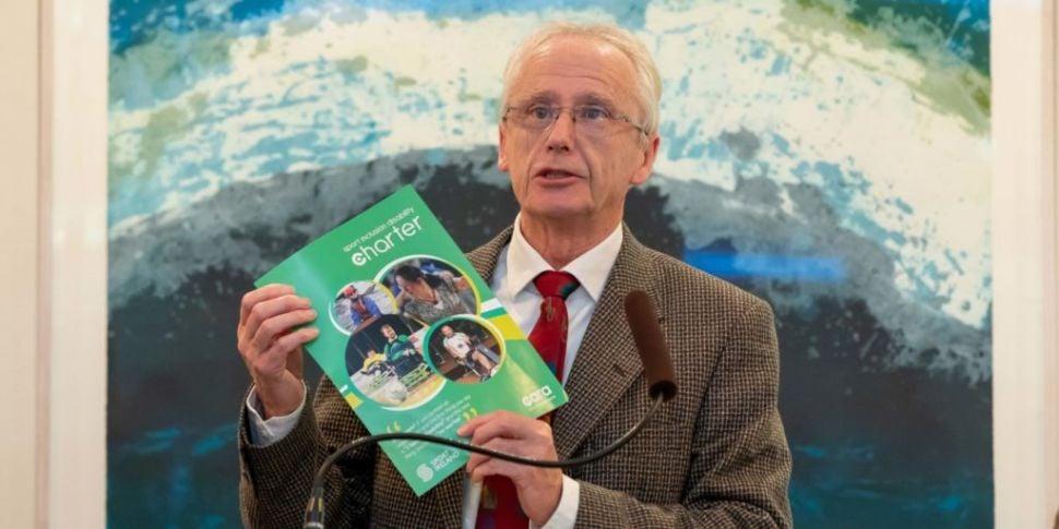 WATCH: Sport Ireland appear be...