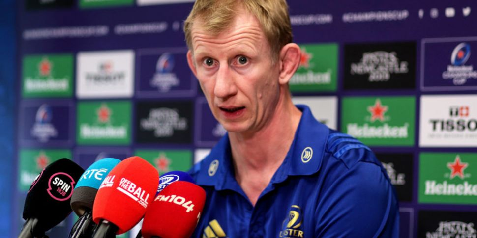 Leo Cullen: 'I'd be more annoy...