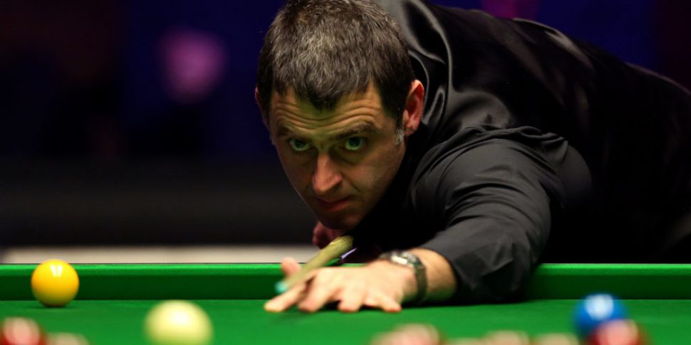 O'Sullivan To Face Qualifier C...