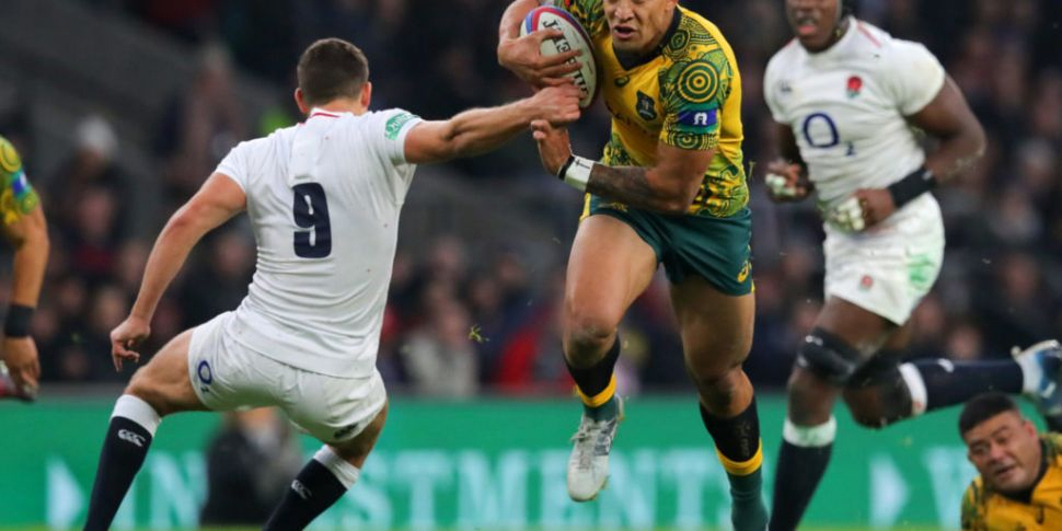 Rugby Australia 'to terminate'...
