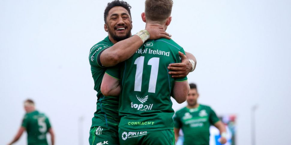 Connacht clinch Champions Cup...