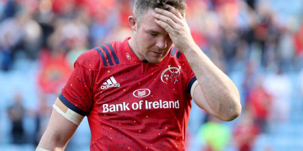 Peter O'Mahony hails 'classy o...