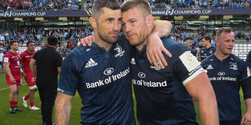 Leinster are back in the Champ...