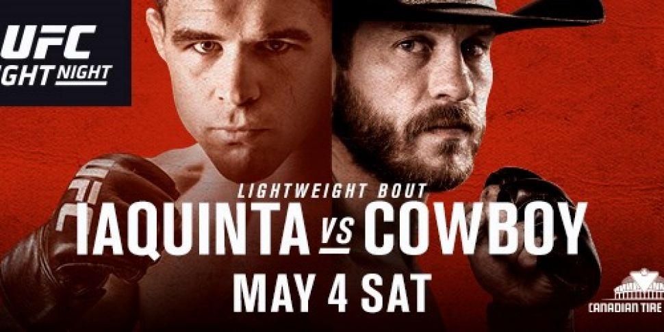 UFC Ottawa Preview   Iaquinta...