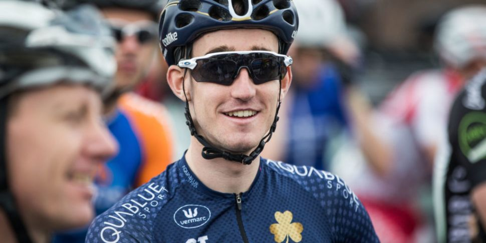 Irish rider Dunbar earns Giro...