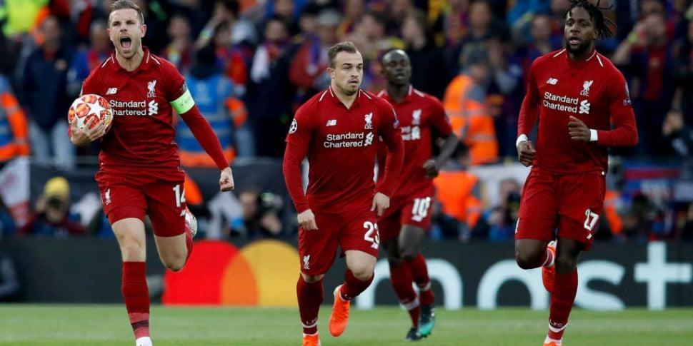 Liverpool stage stunning comeb...