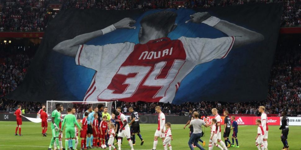 Remember Abdelhak Nouri as Aja...