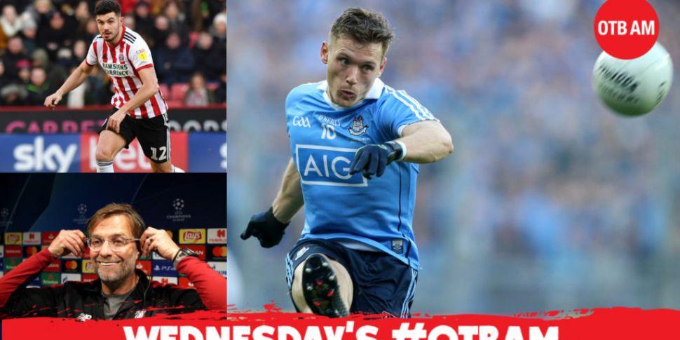 Watch - Wednesday's #OTBAM - P...