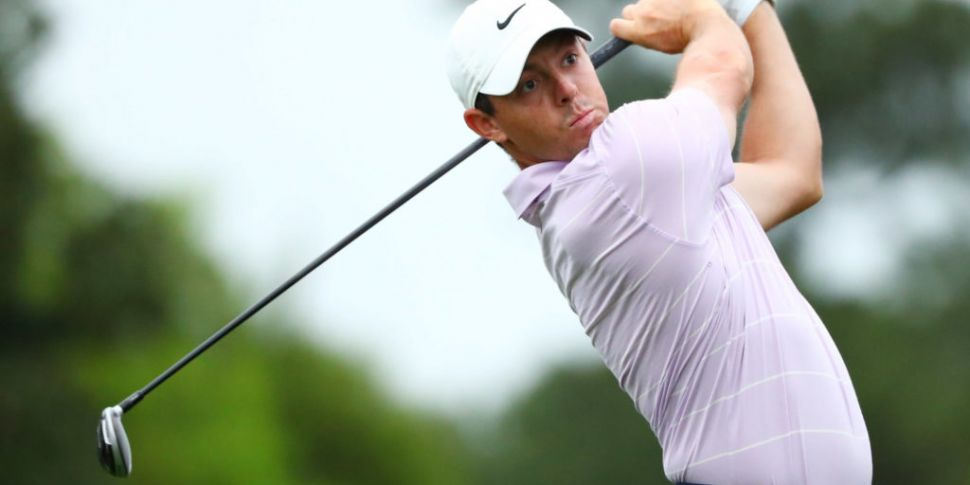 McIlroy makes swing changes ah...