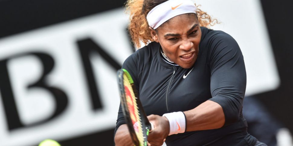 Serena pulls out of Rome throu...