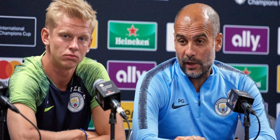 Guardiola apologises for Manch...