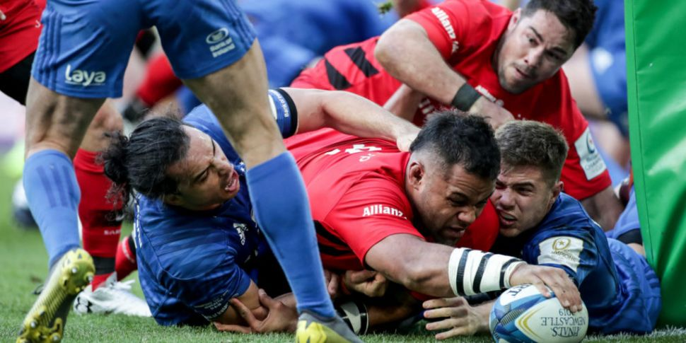 Saracens crowned European cham...