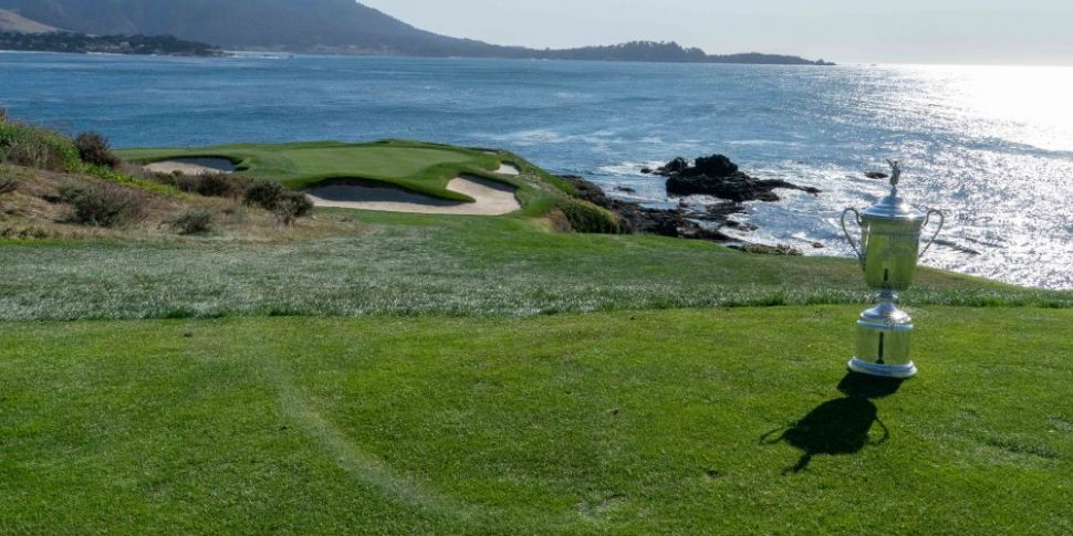 Pebble Beach and The US Open