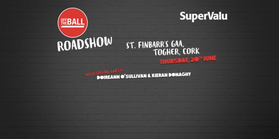 Munster Final Roadshow with Do...