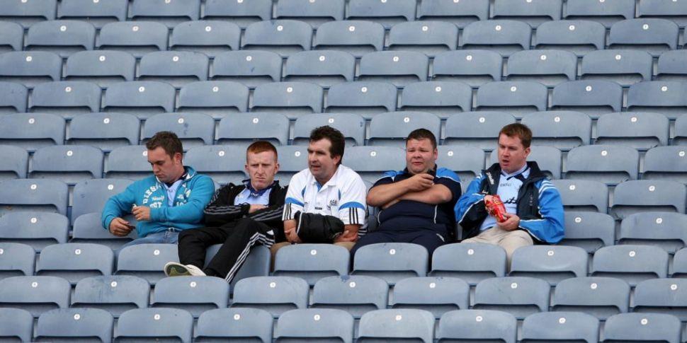 Leinster final at Croke Park s...