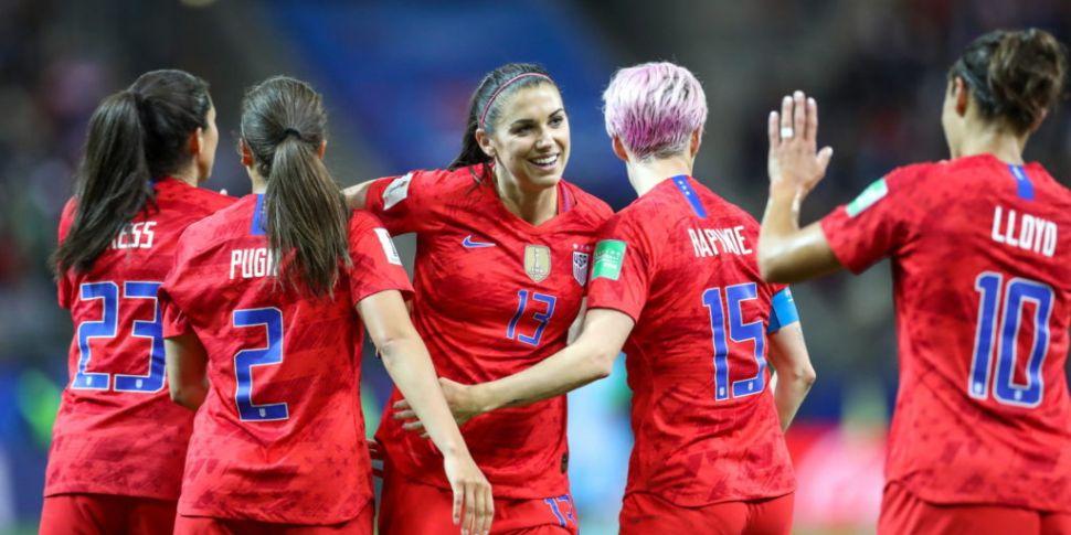 USA start World Cup campaign w...